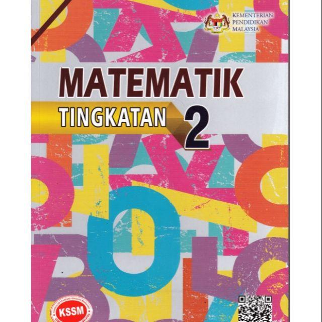 Buku Teks Matematik Tingkatan 2 Shopee Malaysia