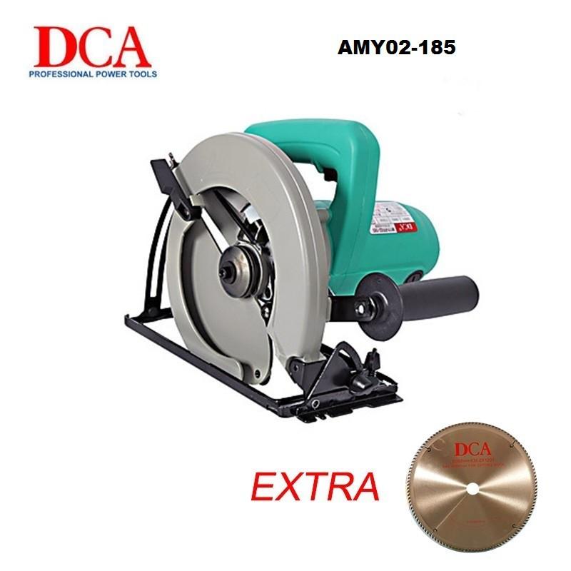 """DCA 7 1/4"""" (185mm) Electric Circular Saw (AMY02-185)"""