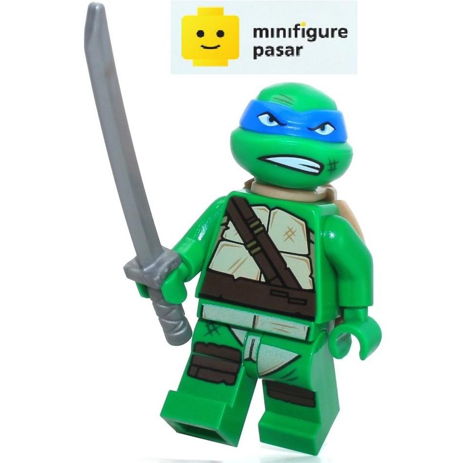 Lego Figur Zubehör Surfbrett Türkis 1574 #