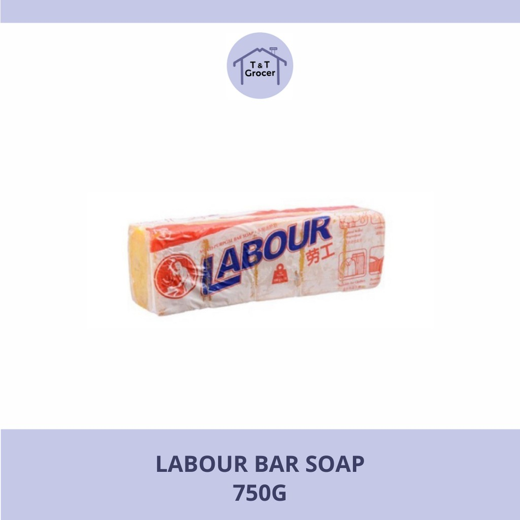 Labour Bar Soap (750g)
