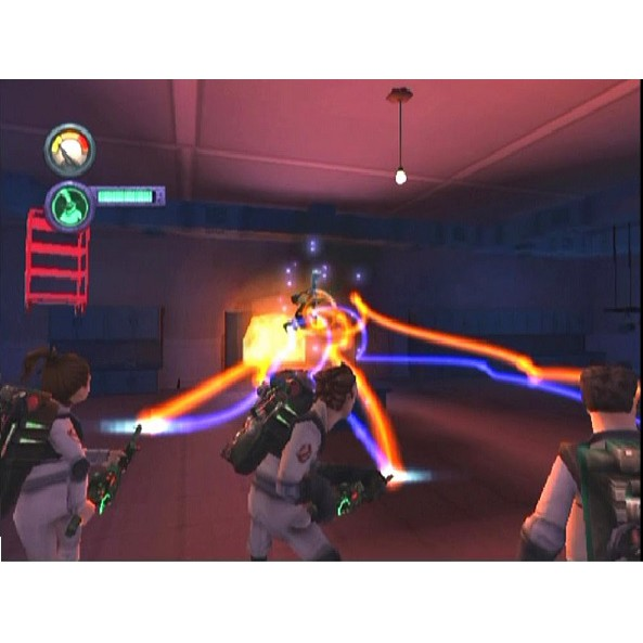 PS2 Game GhostBuster The Video Game, Shooter Game, English version/ PlayStation 2 / Movie Game