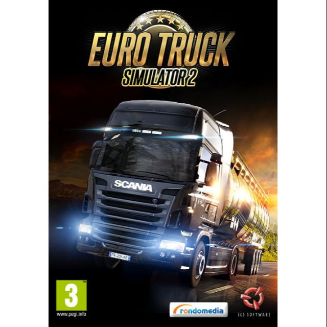 (PC) Euro Truck Simulator 2 (digital download)