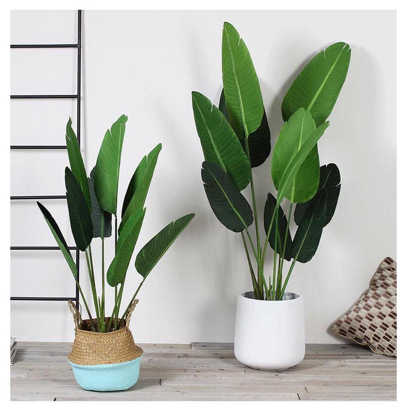 [PREMIUM] SYAQIST BANANA ARTIFICIAL PLANT . READY STOCK . GRED PREMIUM A+ . DAUN TEBAL SEPERTI POKOK ASLI