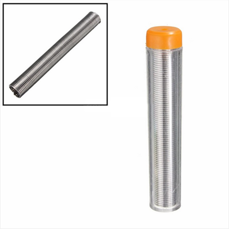 15g Tube 60//40 Tin Lead Solder Wire Flux Covered Electrical Soldering DIY Hobby