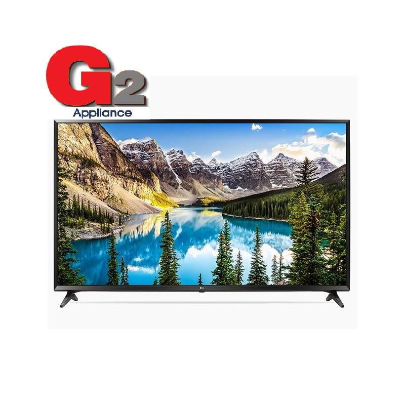 LG 4K UHD HDR Smart LED TV 65UJ630T (2017 Model)-FREE MAGIC REMOTE CONTROL