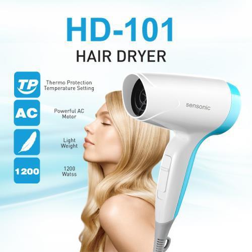 SENSONIC HAIR DRYER HD101 (100% Authentic)