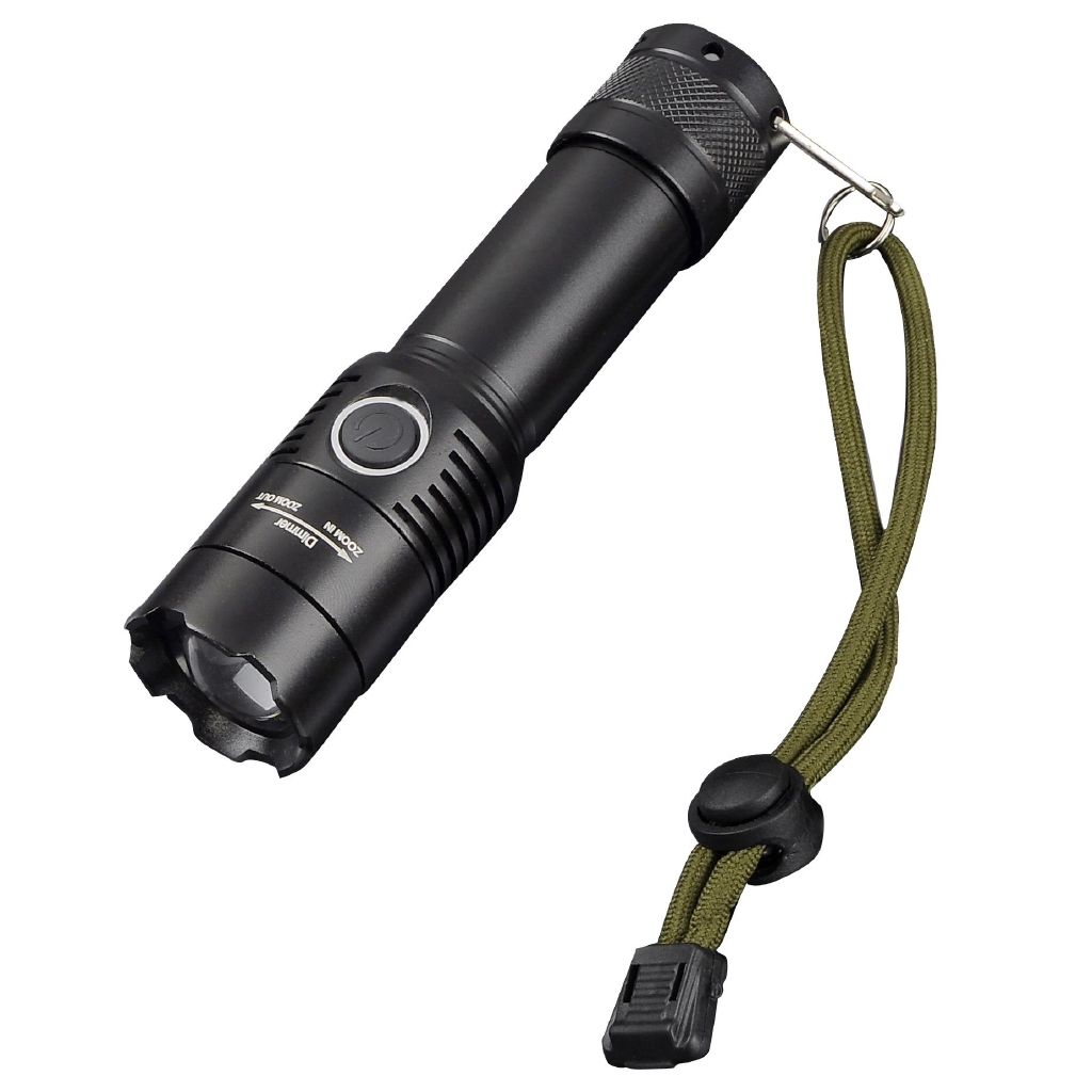 PURE❤XANES 183-T6 XML-T6 1000Lumens 3Modes LED Flashlight Portable Tactical