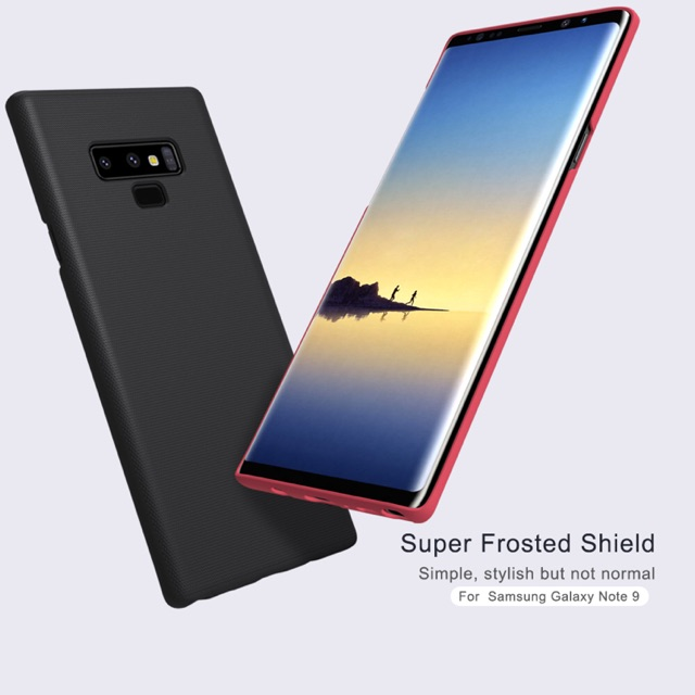 Nillkin เคส Samsung Galaxy Note 9 รุ่น Super Frosted Shield full har