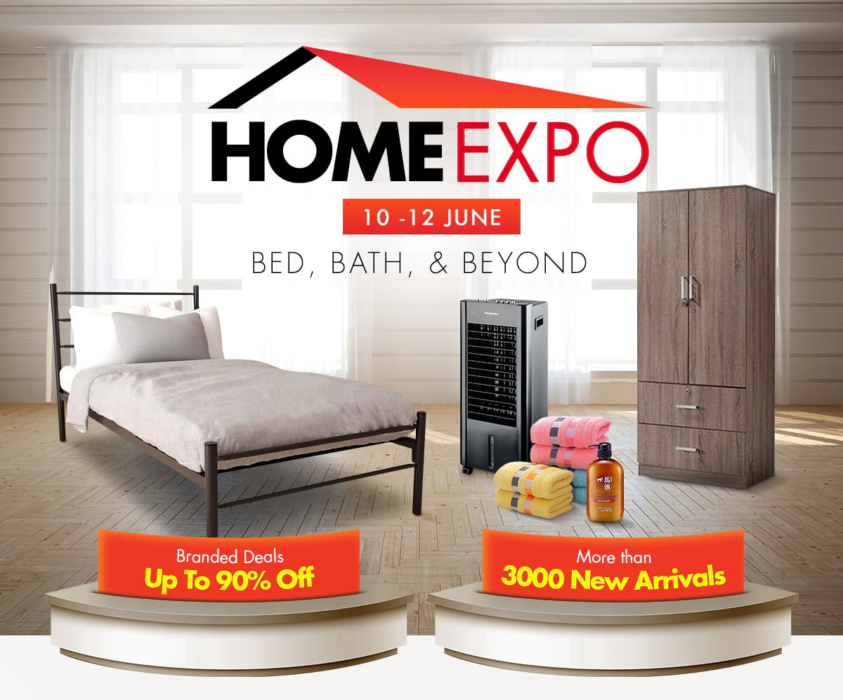 Home Expo 12% Coins Cashback