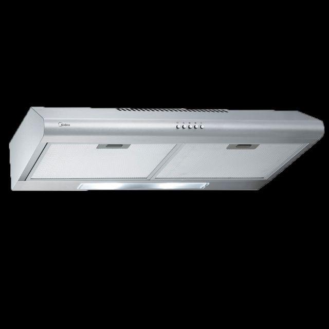 Midea MCH-76MSS Slim Cooker Hood (2.5 Feet / 76cm) - Stainless Steel