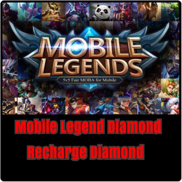 MOBILE LEGEND DIAMOND RECHARGE/RELOAD/TOPUP 141|282|345|415|708