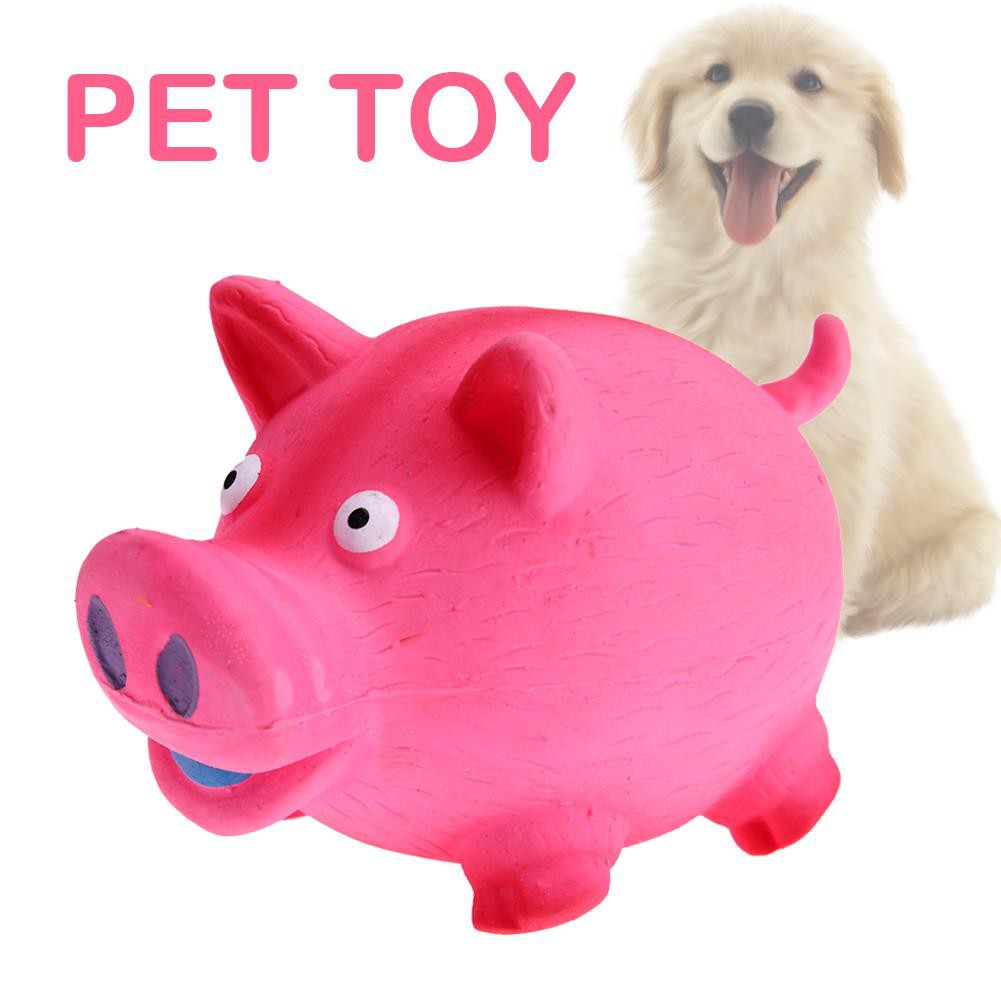 Funny Cute Animal Shape Dog Pet Puppy Chew Squeaker Squeaky Sound Chew Toy