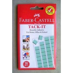 Faber Castell Tack-It 25pkt/box