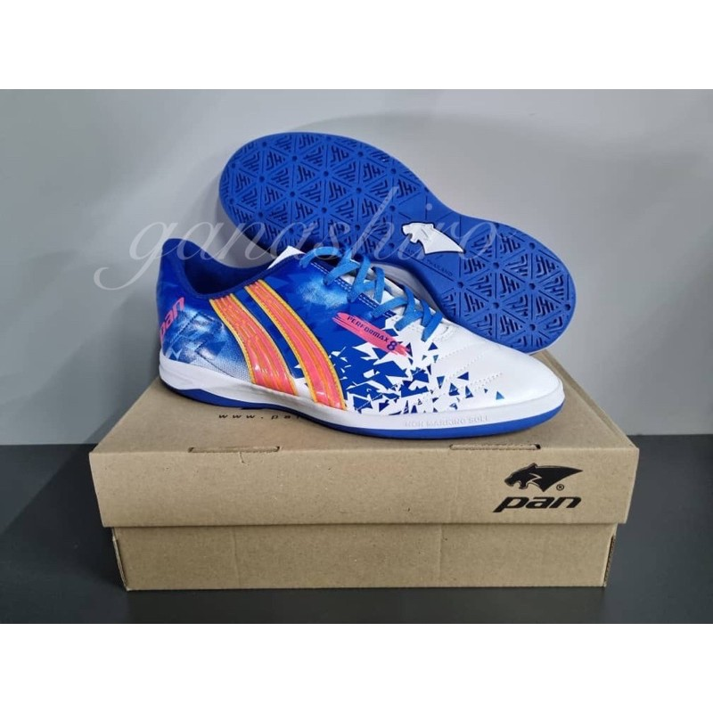 PAN PERFORMAX 8 PANTRO Kasut Futsal Shoes Indoor Football *New Arrival*