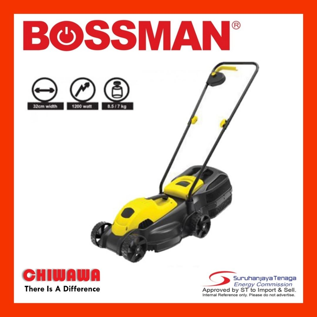 BOSSMAN BLME-320 Electric Lawn Mower 1200