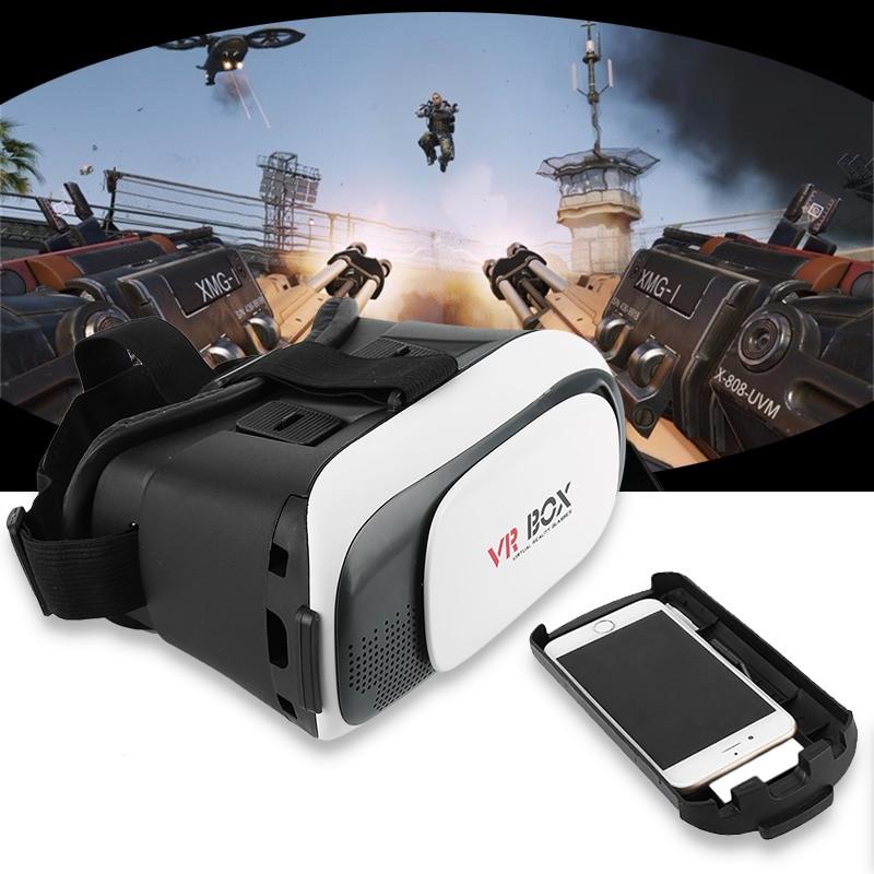 แว่นตาเสมือนจริง Google Cardboard VR BOX 2.0 Version