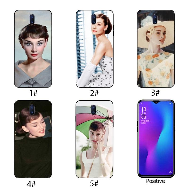 Audrey Hepburn wallpaper Huawei P20/P20Pro/P30/P30Pro plus Glass Case