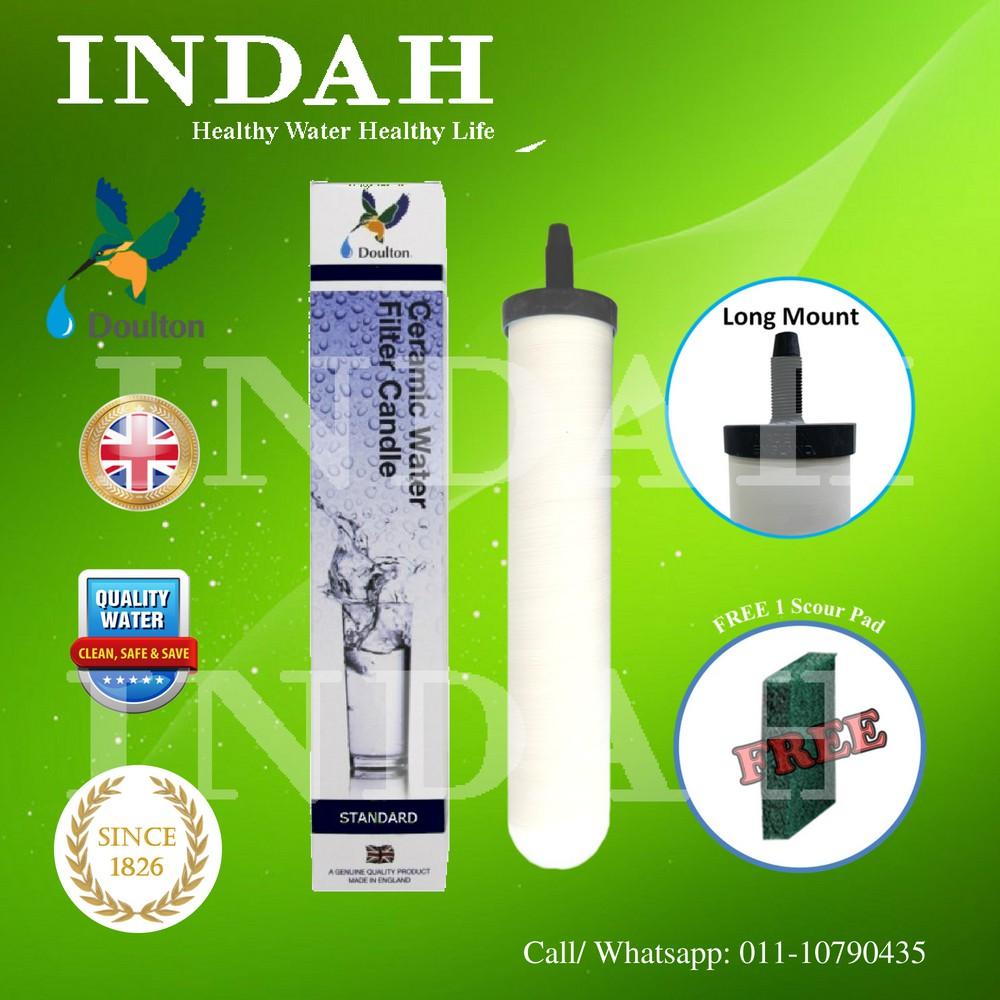 Nano 5 Micron Pp Sediment Water Filter Cartridge Usa Technology 10in Mikron Shopee Malaysia