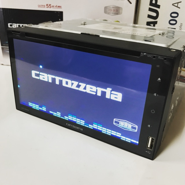 Japan Carrozzeria Origina 8inch screen🇯🇵 MirrorLink MP5 DVD,CD,USB CAR  player RZ008 (Thailand)