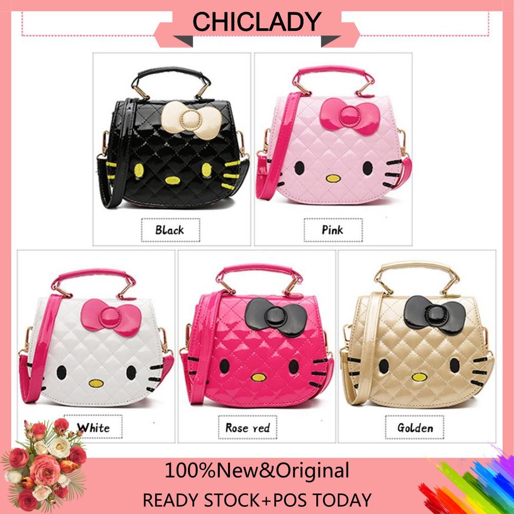 5beb6035c29e Flower Baby Kids Girls Plush Shoulder Bag Sling Bags Small Messenger Bag