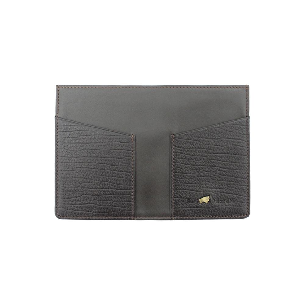 RAV DESIGN Men's Genuine Leather Anti-RFID Card Holder |RVW671G2 (B)