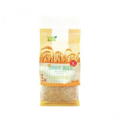 Love Earth Organic Baby Rice (Quinoa) 900g 乐儿天然宝宝米 - 荞麦 , 小米 900公克 (袋装)