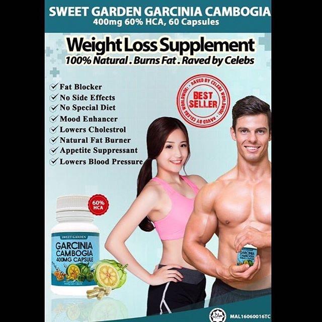 Sweet Garden Garcinia Cambogia Shopee Malaysia