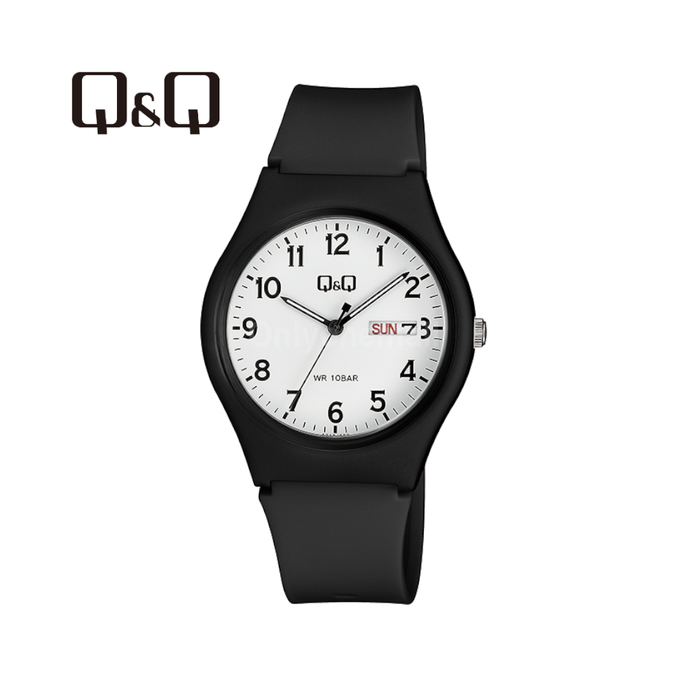 Q&Q A212J003Y 38mm Casual Analogue Watch