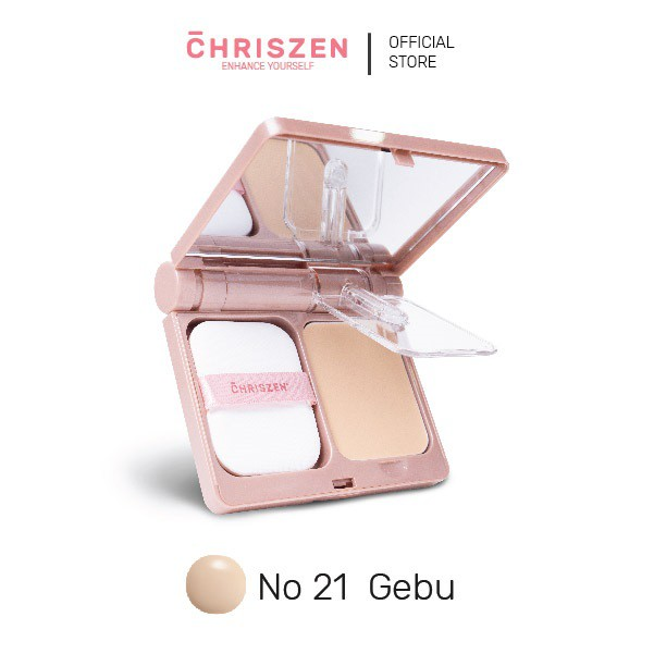 Chriszen X MuaBellaz Pondesyen Ultra-Hydrating Essence Foundation