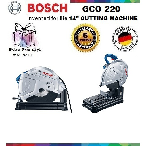 BOSCH GCO220 GCO 220 14
