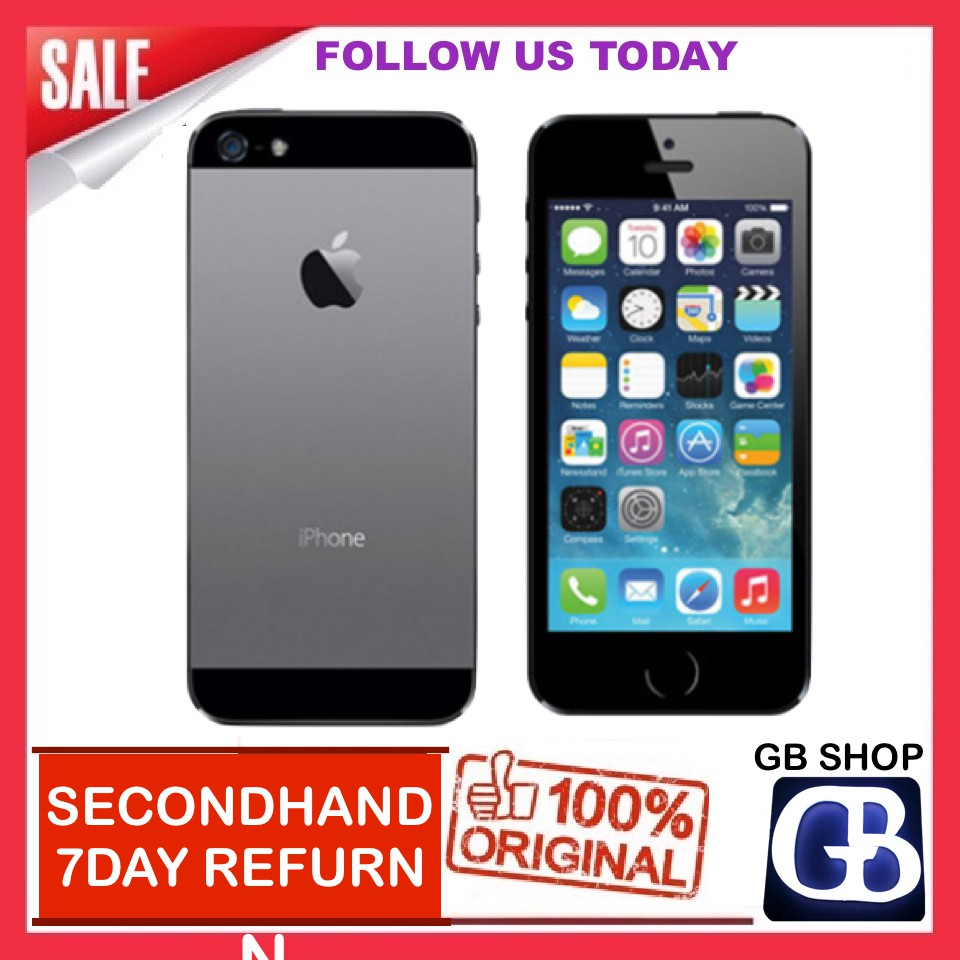 apple iphone 5s 16gb original conditions second hand. Black Bedroom Furniture Sets. Home Design Ideas