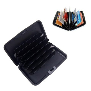 new style 91604 bc744 ❤❤Aluminum Credit Card Holder Wallet Hard Case Anti Scan Theft ...