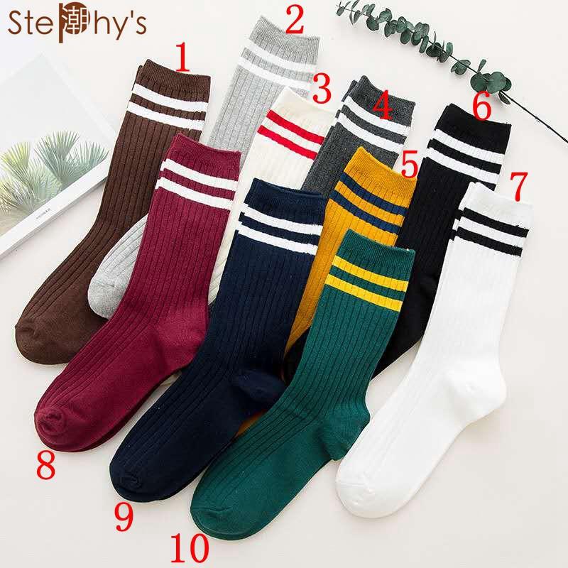 04d0d500f6f20 ProductImage. ProductImage. 💗Loose Sock Cotton Winter Socks Cute Girls  Solid color vintage Women pile socks