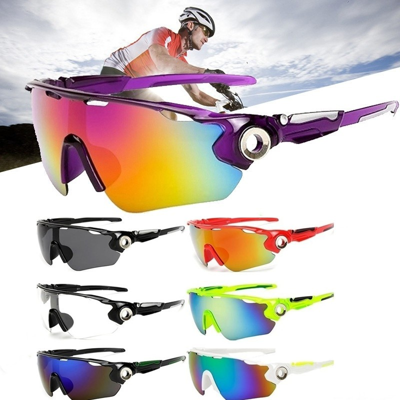 Outdoor Sports Sunglasse Goggles Fashion Cycling Driving Fishing Riding Glasses