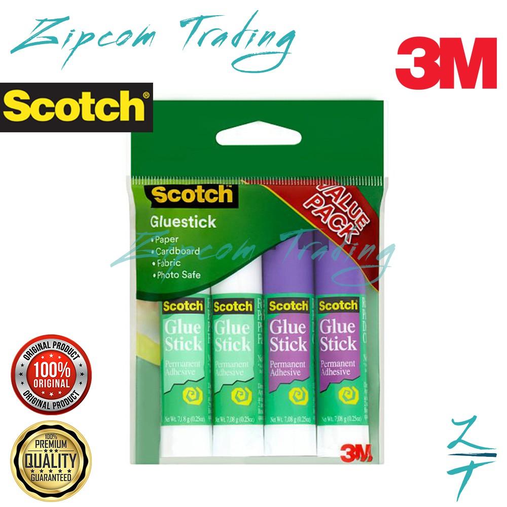 3M Scotch Glue Stick 7g Value Pack