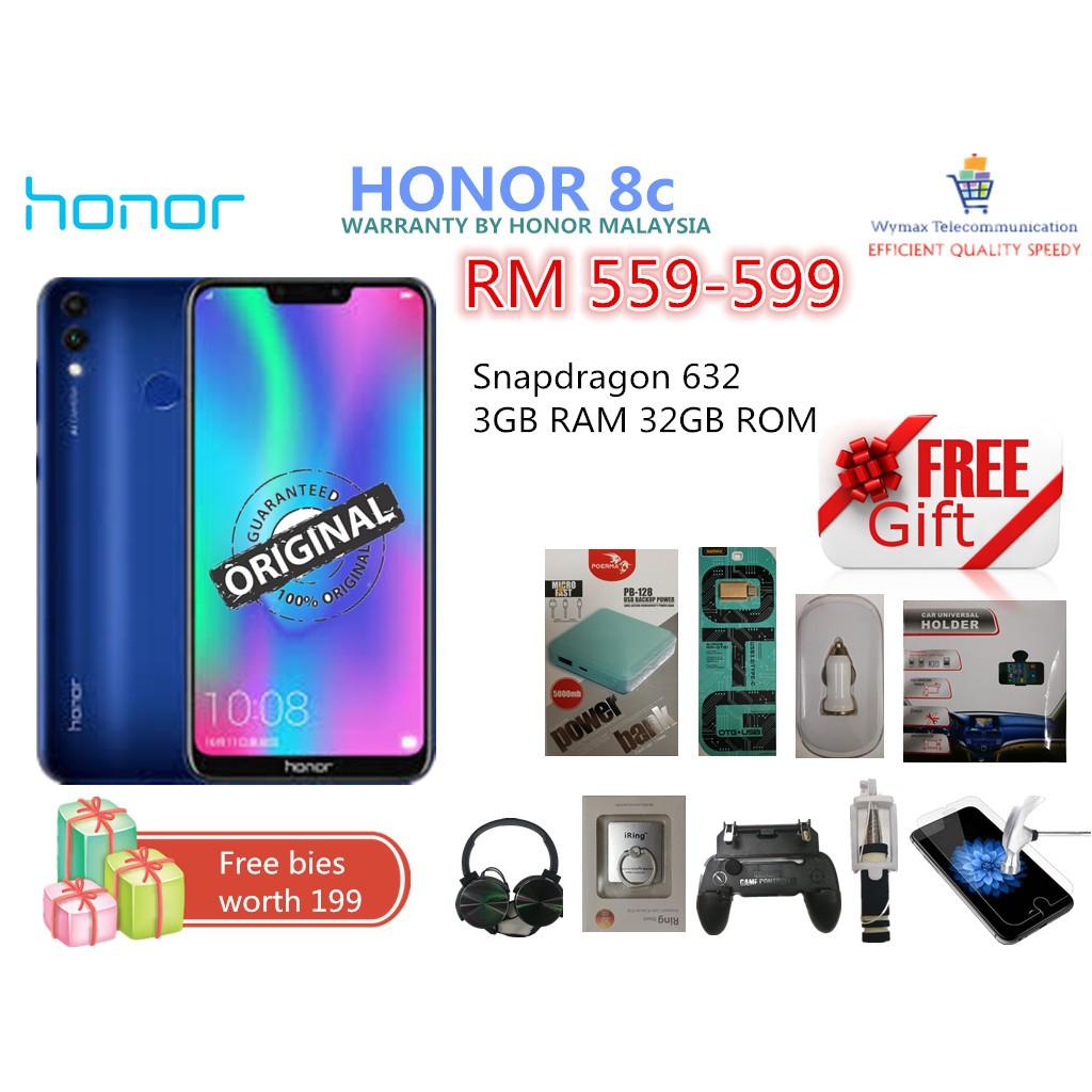 Honor 8c 3GB RAM 32GB ROM