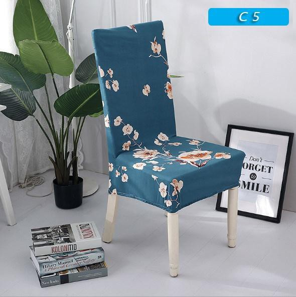 NEW DESIGN CHAIR COVER (1 SET = 2PCS)