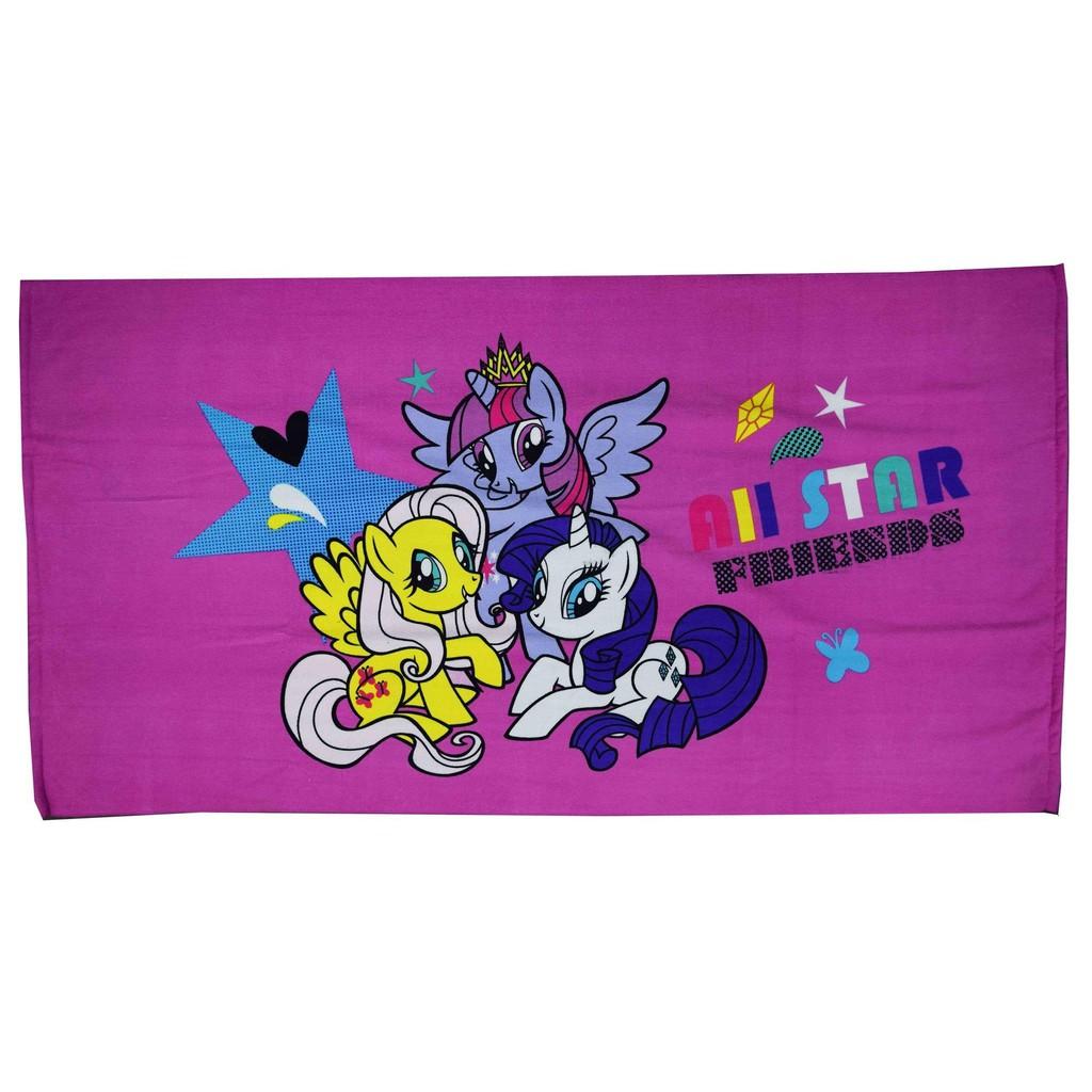 "Microfiber Towel 27""x54"" - My Little Pony Purple"