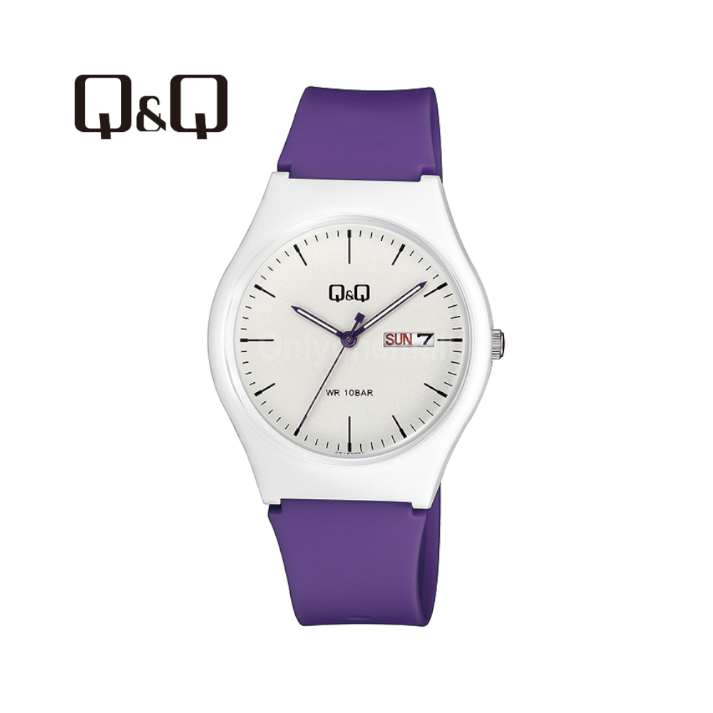 Q&Q A212J007Y 38mm Casual Analogue Watch