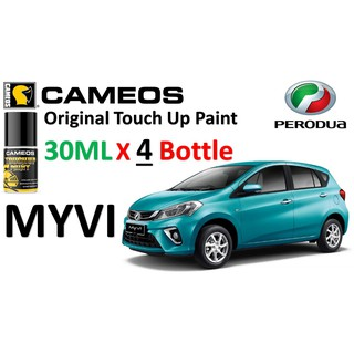 PERODUA MYVI CAMEOS Original Touch Up Paint - 30ML/Bottle
