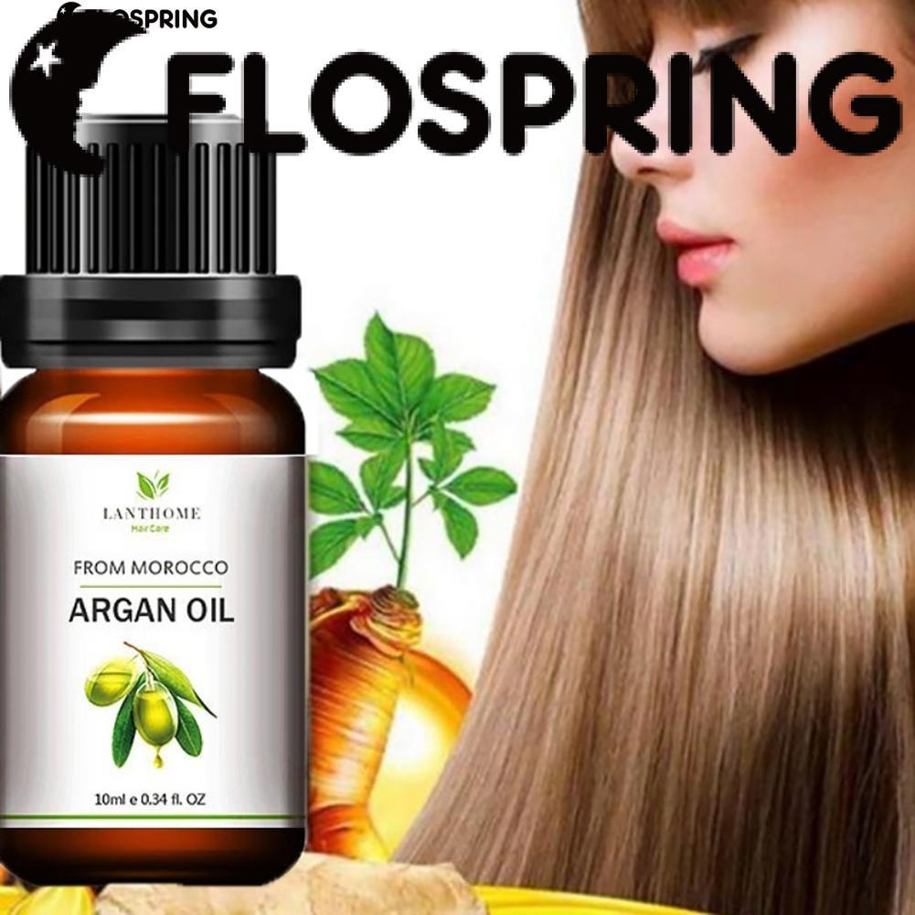 10ML Dry Damaged Hair Repair Care Treatment Nourishing Natural Oil