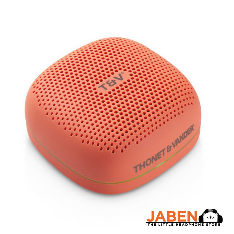 Thonet & Vander DUETT Portable 30w Loud Wireless Stereo Link Bluetooth Speakers [Jaben]
