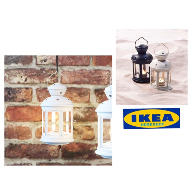 🔥IKEA ROTERA Lantern Homedecoration