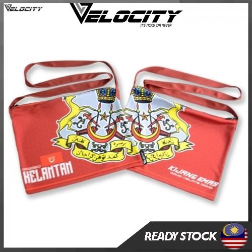 [READY STOCK] Velocity Velocool Sport Sling Bag Kelantan For Men or Women