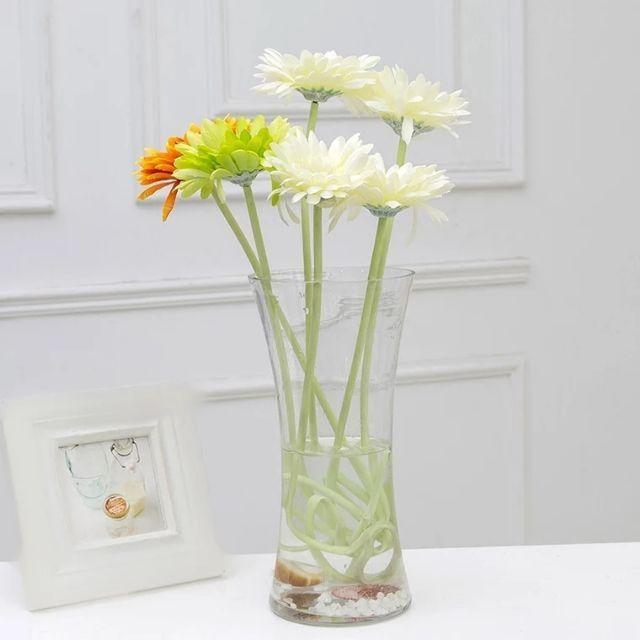 Glassware Vase For Flower Aquarium Pasu Kaca Untuk Bunga Ikan Shopee Malaysia
