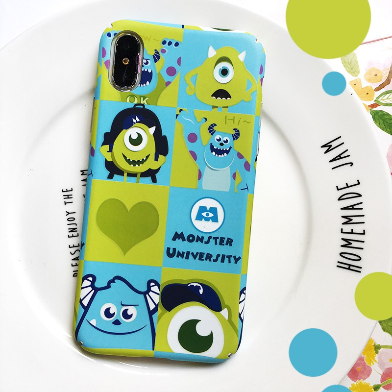 Samsung s7/s8/s9/s10 spelling monster university all-inclusive protective  cover