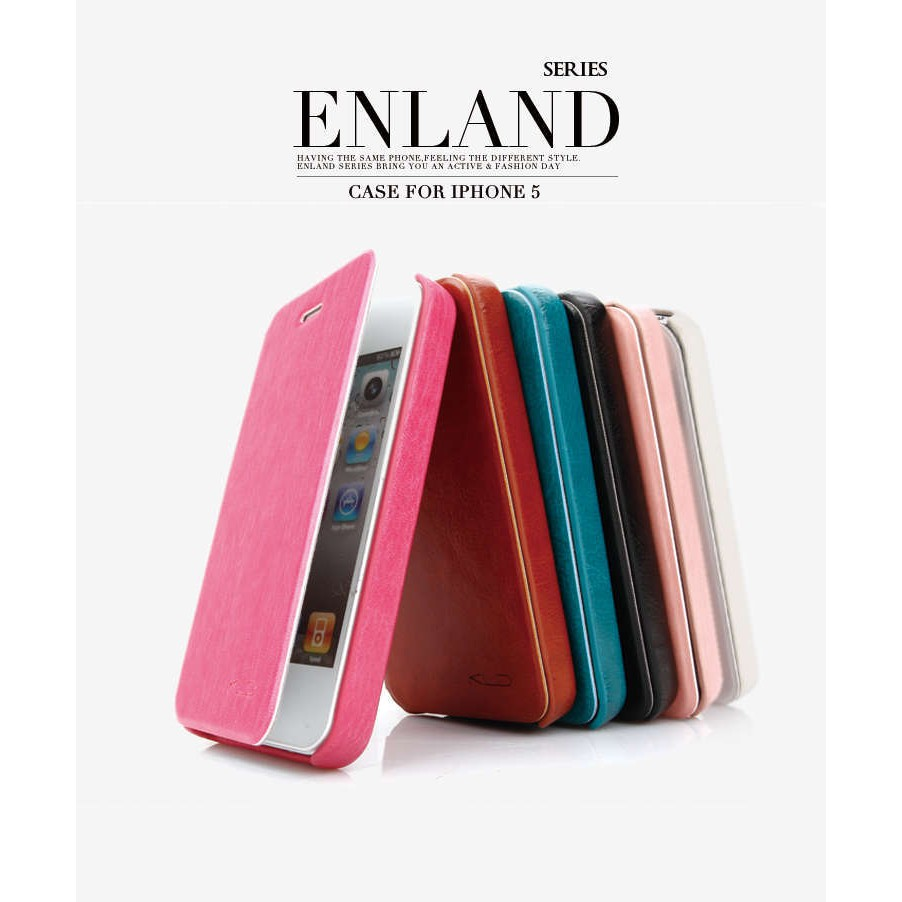 Kalaideng Enland Leather Flip Cover Flipcase Apple Iphone 4 4s Mercury Bravo 8 Plus Wallet Pu Case Shopee Malaysia
