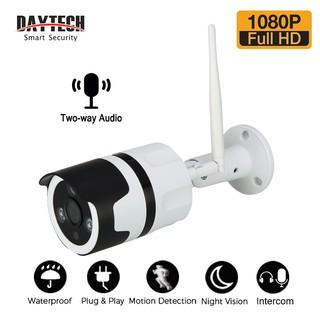 Home CCTV Wi-Fi Motion Tracking Night Vision IP Camera YCC365 Plus