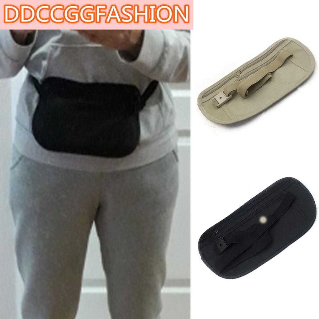 Ddccggfashion กระเป๋าไนล่อนสำหรับผู้ชายและผู