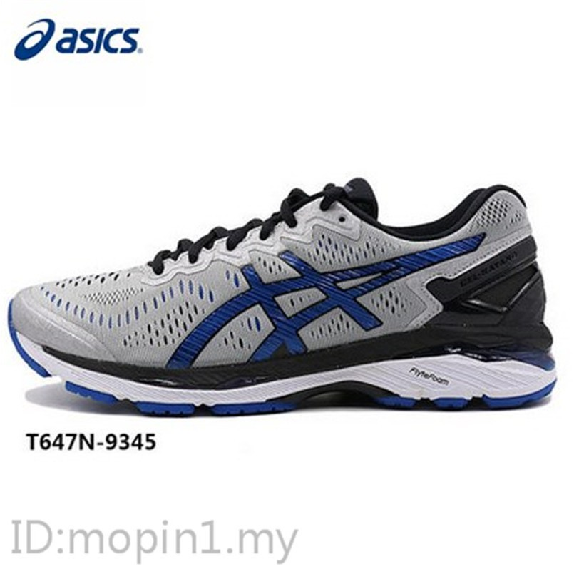 new concept 10e11 393d4 7 Colors Original Asics GEL-Kayano 23 K23 Low Men Sport Running Shoes  T647N-9345